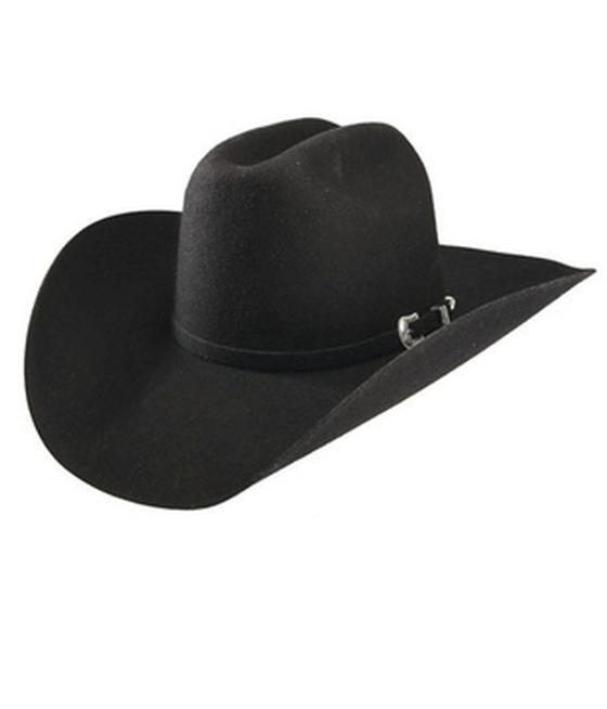 Resistol Tucker Black Felt Hat 809ecbdb99d