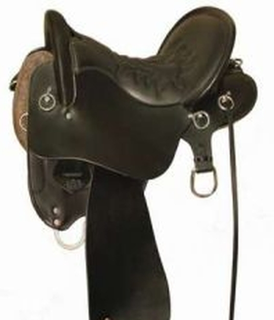 Tucker Vista Endurance Saddle 16 5